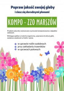 ulotka KOMPO Marszow 1